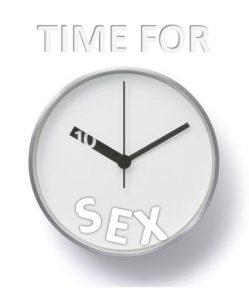 seks in een relatie tijd