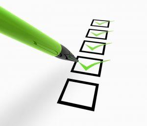 orgasme uitstellen checklist