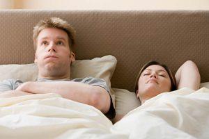 slapen erectie