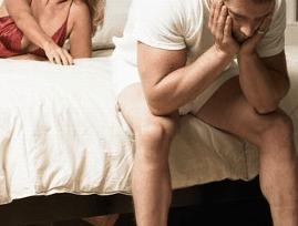 Het libido verliezen vanwege de effecten van vroegtijdige ejaculaties