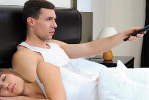 overmatig aftrekken heeft als risico dat je geen zin meer hebt in je partner