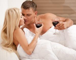 te snel klaarkomen en de gevolgen van het drinken van alcohol