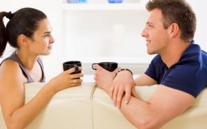 de basis van een erotische massage is samen praten
