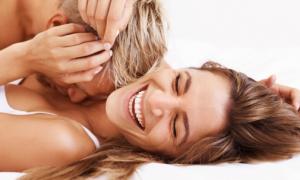 seks als opluchting voor stress