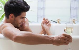 tantra sekstips neem een bad van tevoren