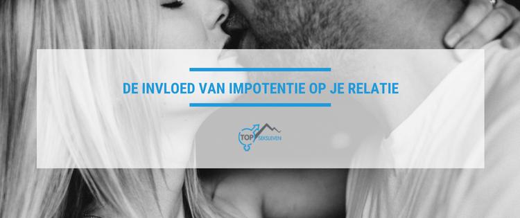 De invloed van impotentie op je relatie