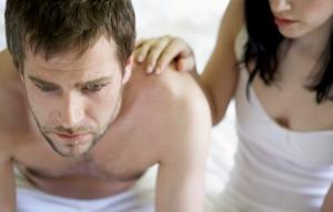 vergeving van vrouwen bij impotentie is vaak tijdelijk