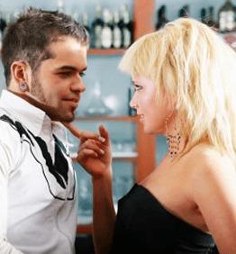 een vrouw versieren gaat om het vervolg na de eerste date
