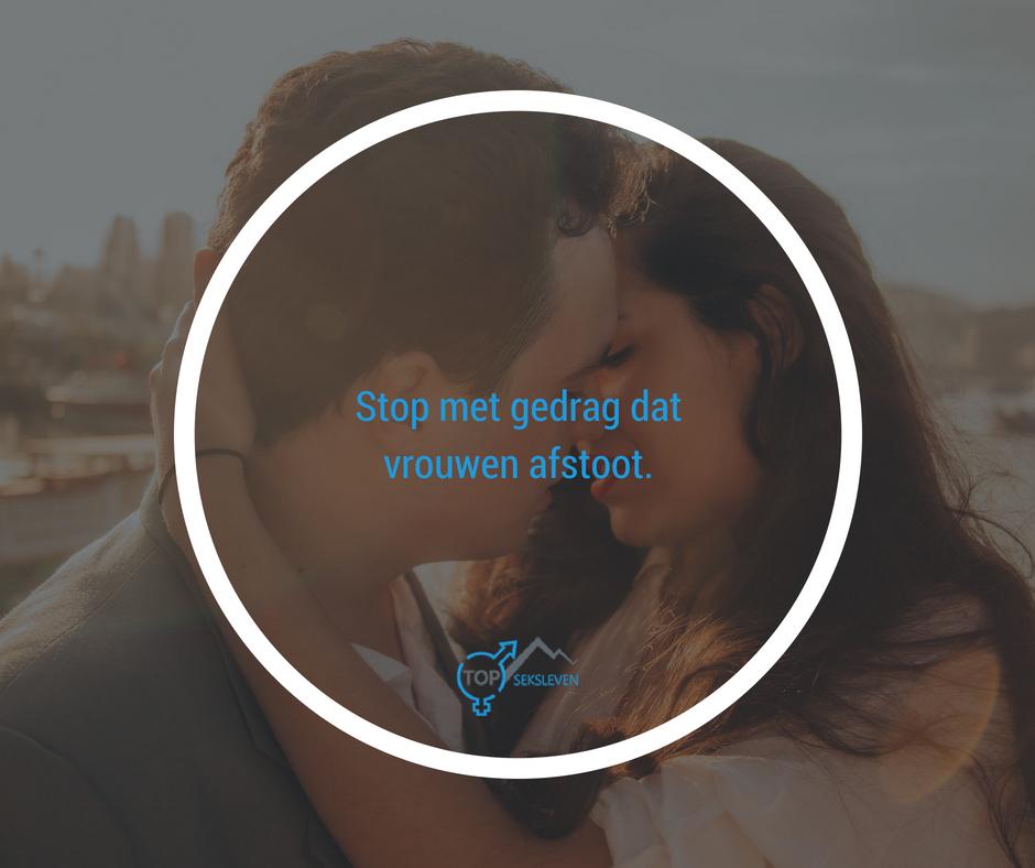 Stop met gedrag dat vrouwen afstoot