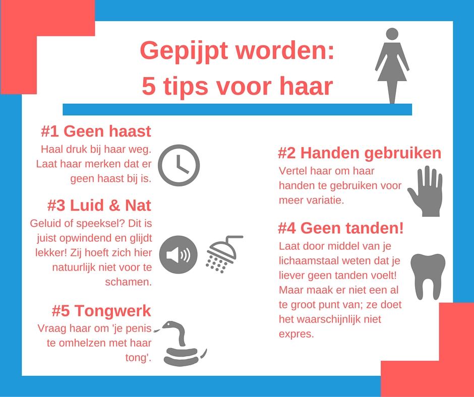 pijpen tips voor vrouwen