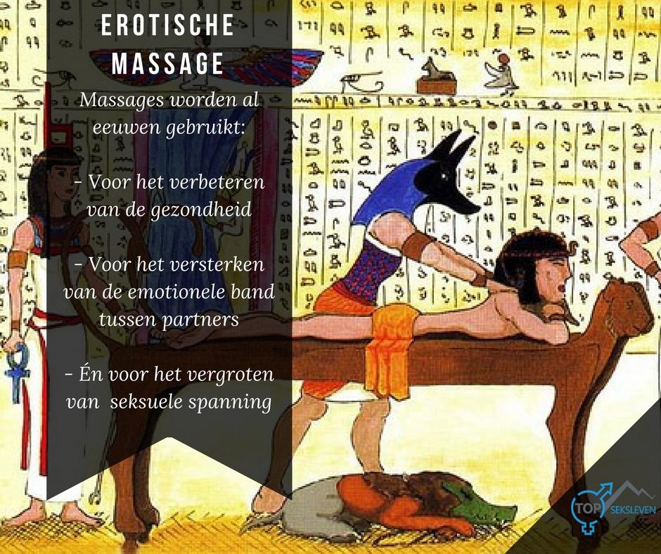 erotische massage geschiedenis