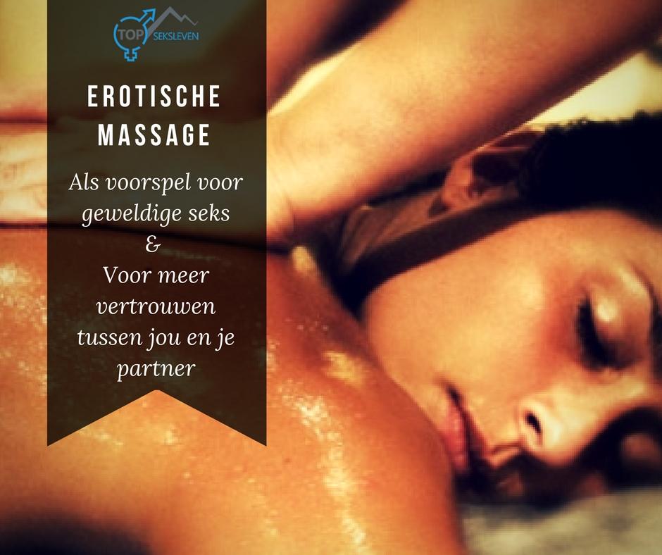 erotische massage voordelen